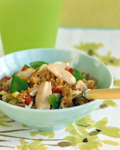 Chicken fried rice Meals for Kids