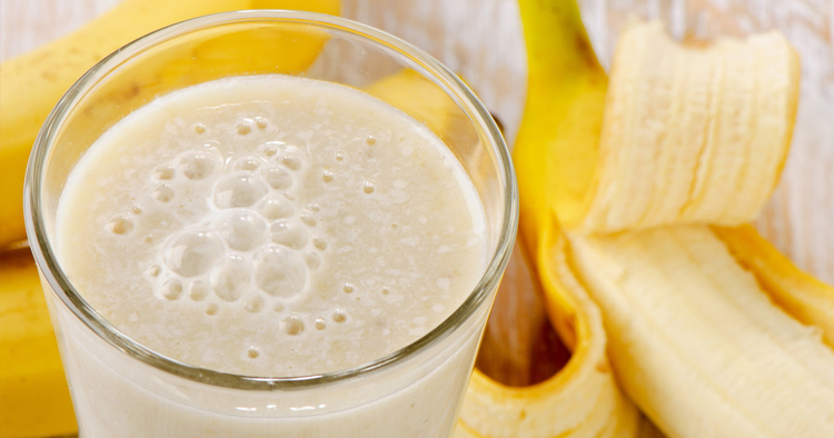 Tea4Kidz Banana Smoothie