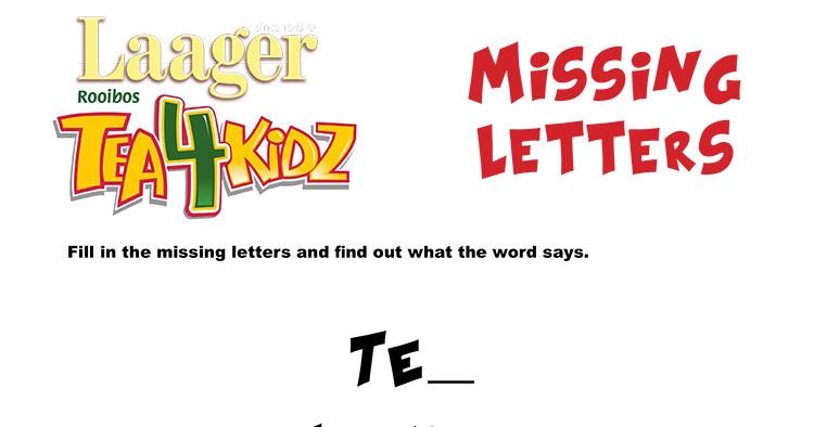missing-letters